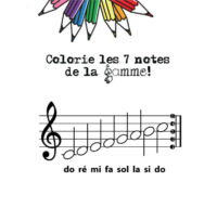 coloriage–7notes